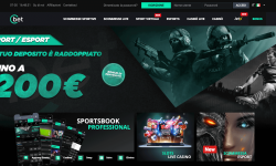 Sport e gaming su Cbet, bookmaker innovativo